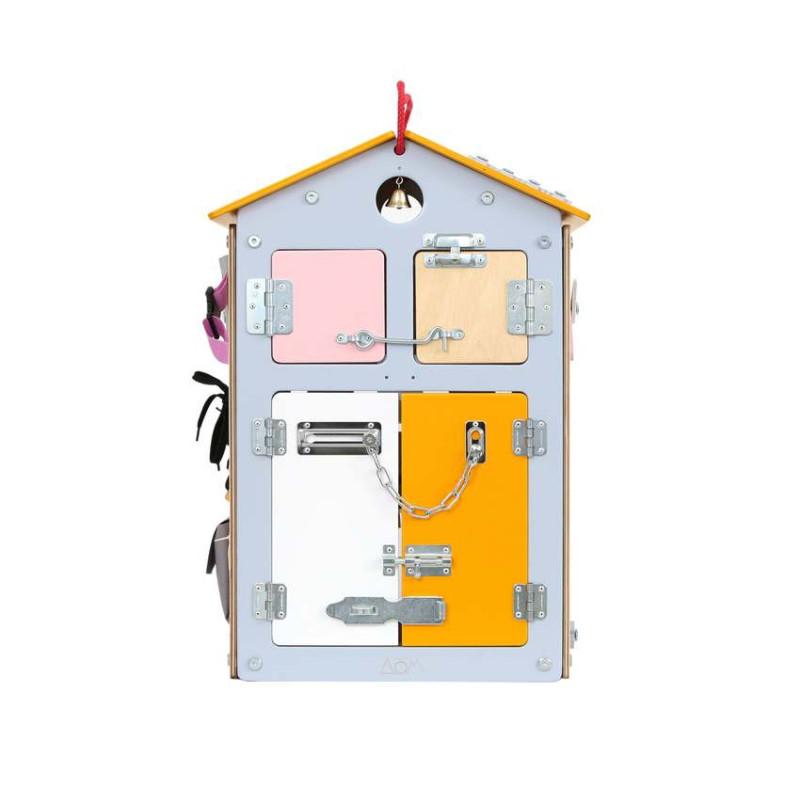 Развивающий Занятный Дом Шведский
